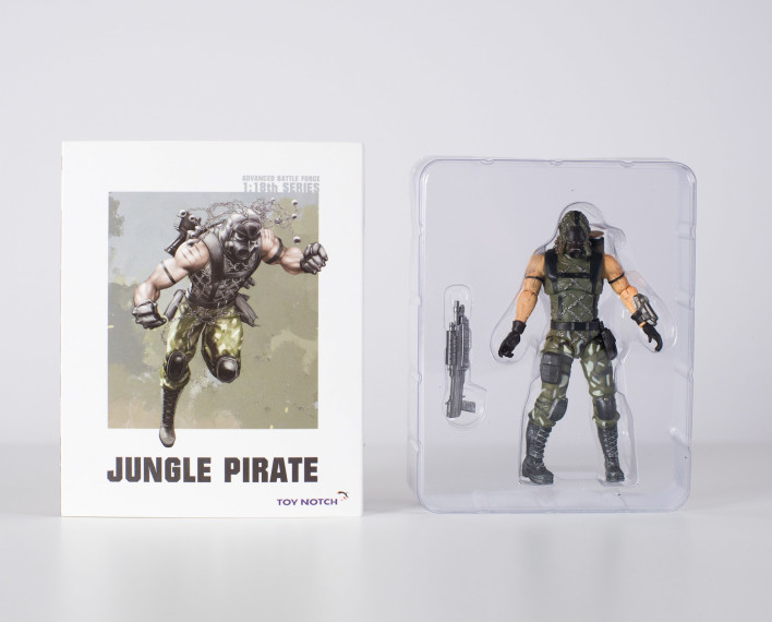 Lost Planet Jungle Pirate