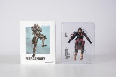 Lost Planet Mercenary